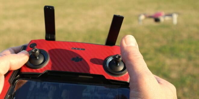 IMG 2154 radiocomando mavic mini rosso scaled 1