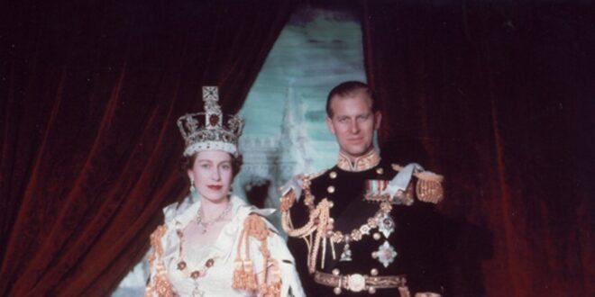Filippo e la Regina Elisabetta II