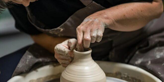 artigianato ceramiche vaso0