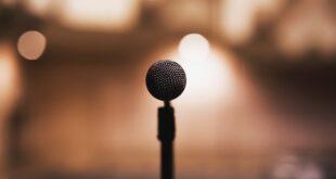 canto, microfono