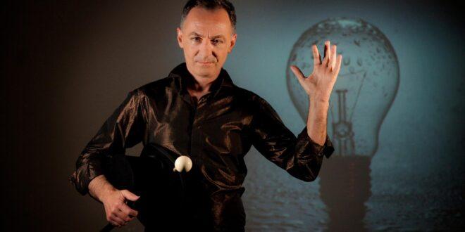 Alfredo Barrago, scuola di magia