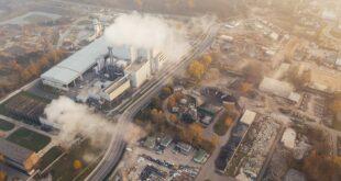 diminuzione emissioni gas serra