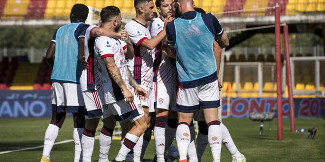 Benevento 1 3 Cagliari