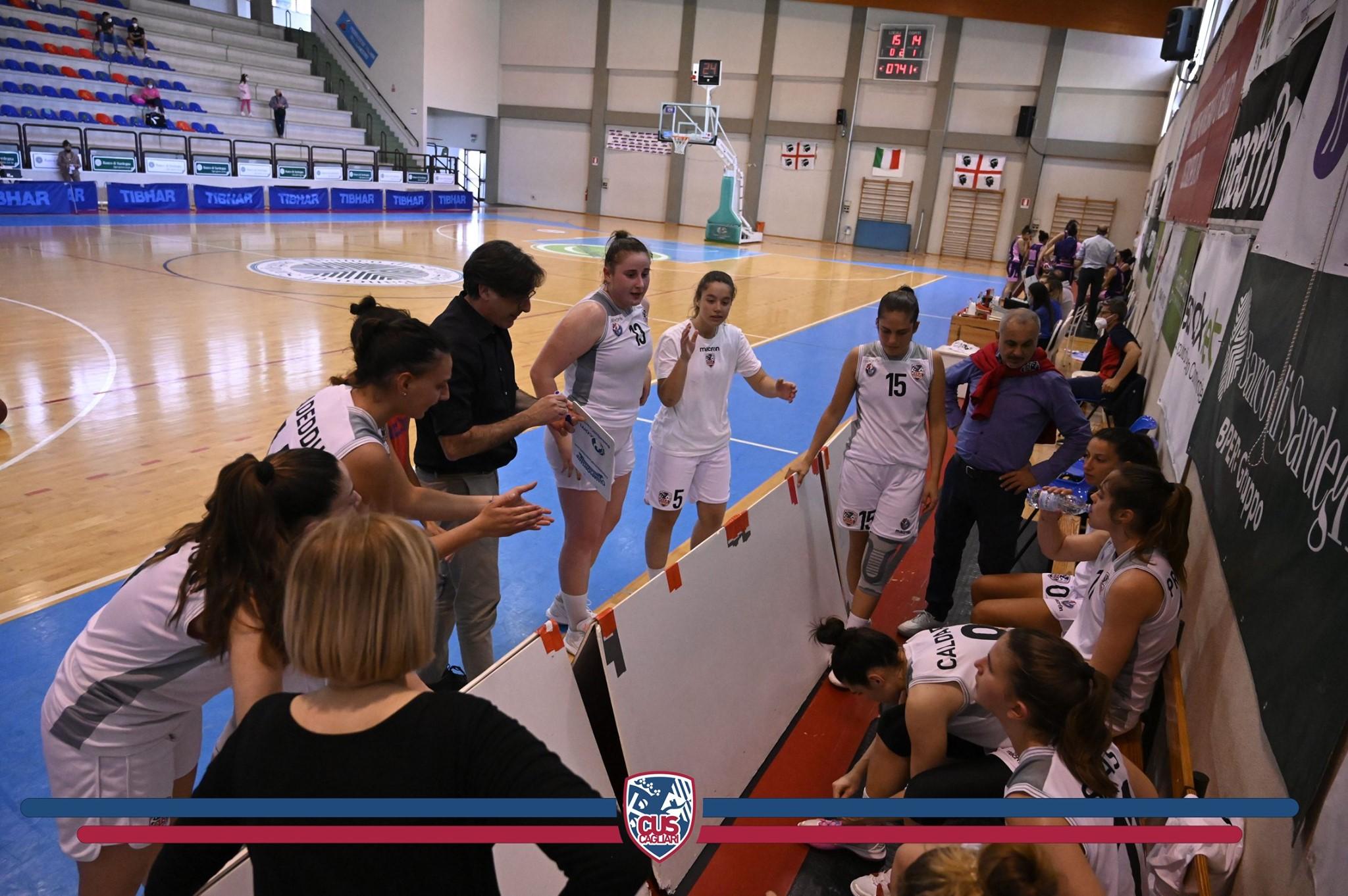 CUS Cagliari Timeout