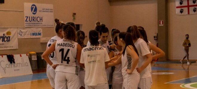 CUS Cagliari basket