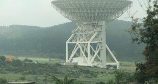 Il Sardinia Radio Telescope fotografa la galassia di Andromeda