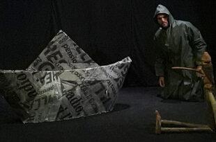 Ulisse vs Pinocchio foto di scena