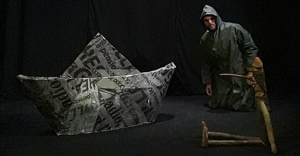 Ulisse vs Pinocchio foto di scena 1 2