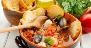 Zuppa di pesce, Sardegna