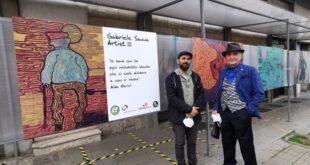 Omaggio alla Marginalità - il progetto di Gabriele Sanna