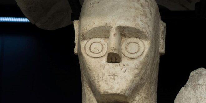 statua di Monte Prama