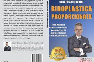 libro rinoplastica proporzionata di renato zaccheddu