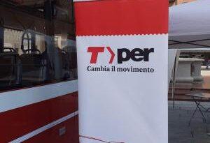 presentazione nuovi bus tper