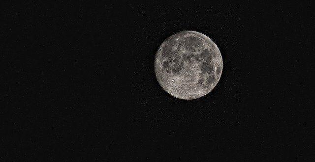si aspetta la luna