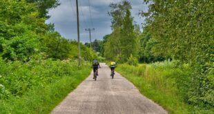 giro della Sardegna in bici