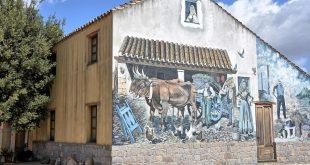 1 Murale Civilta Contadina