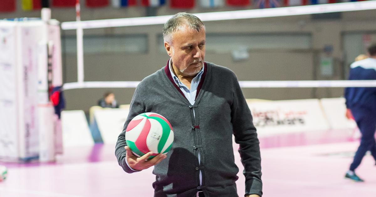 Gianni Sarti Presidente Hermaea Olbia