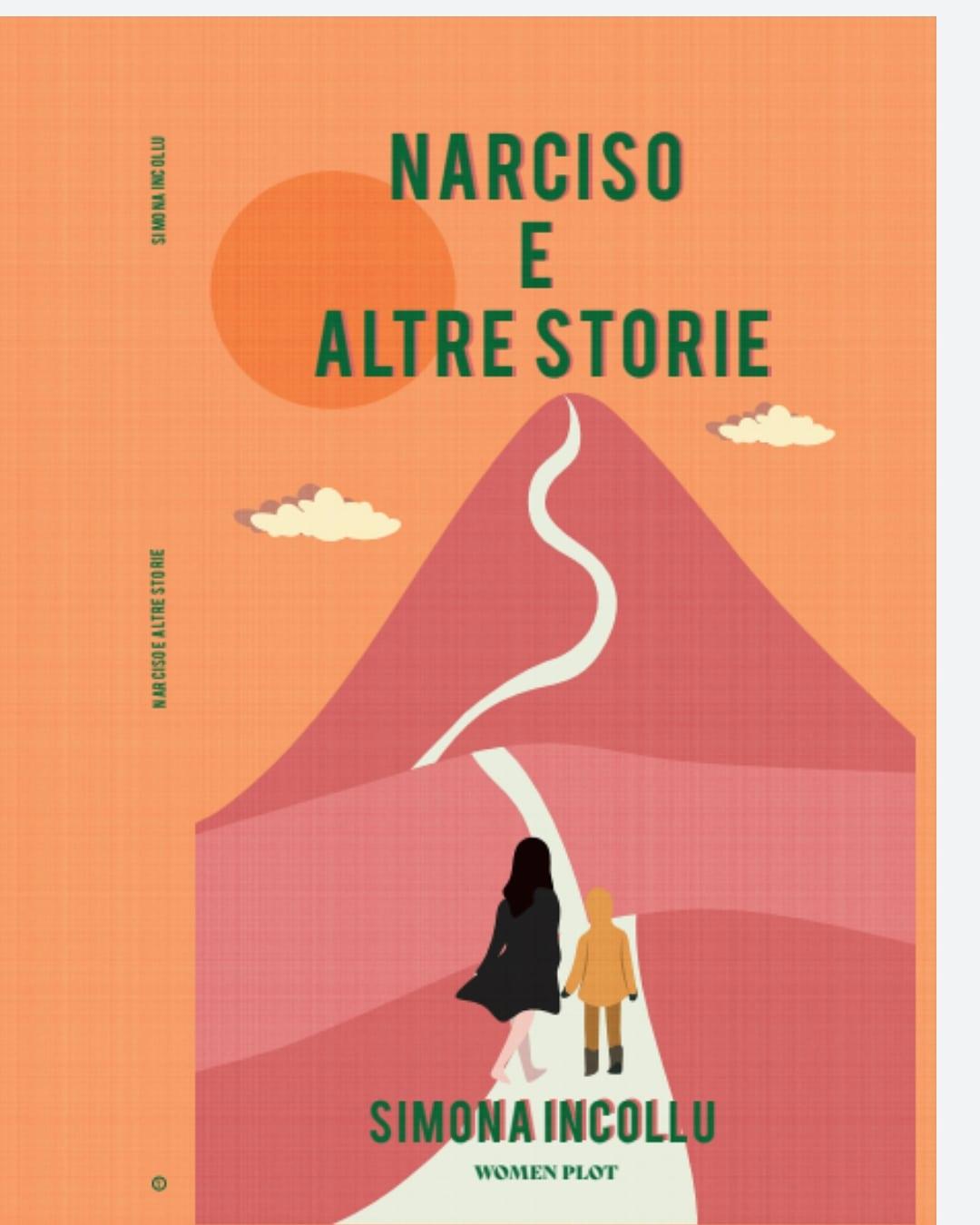 Copertina del libro Narciso e altre storie