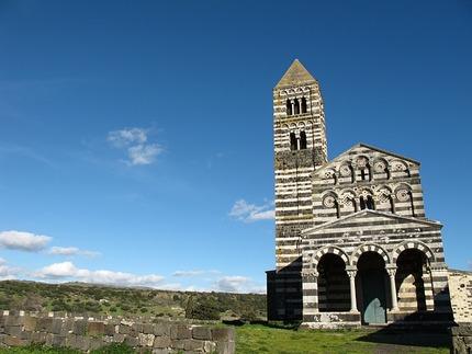 Liquida - Basilica di Saccargia