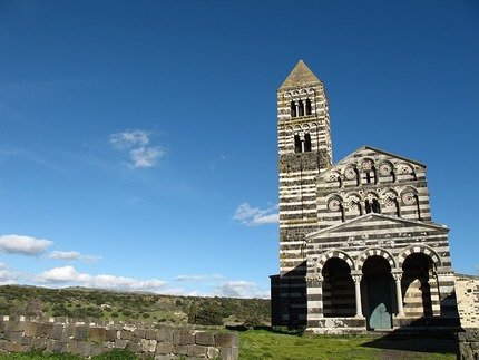 Basilica di Saccargia Codrongianos
