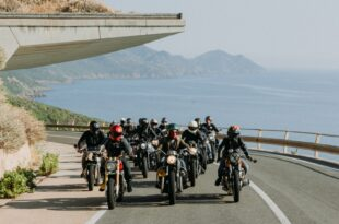 motociclisti in sardegna