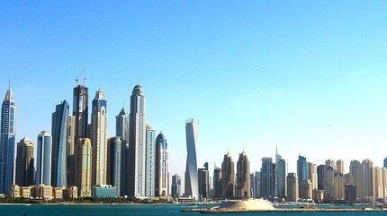 fiera tecnologica Dubai
