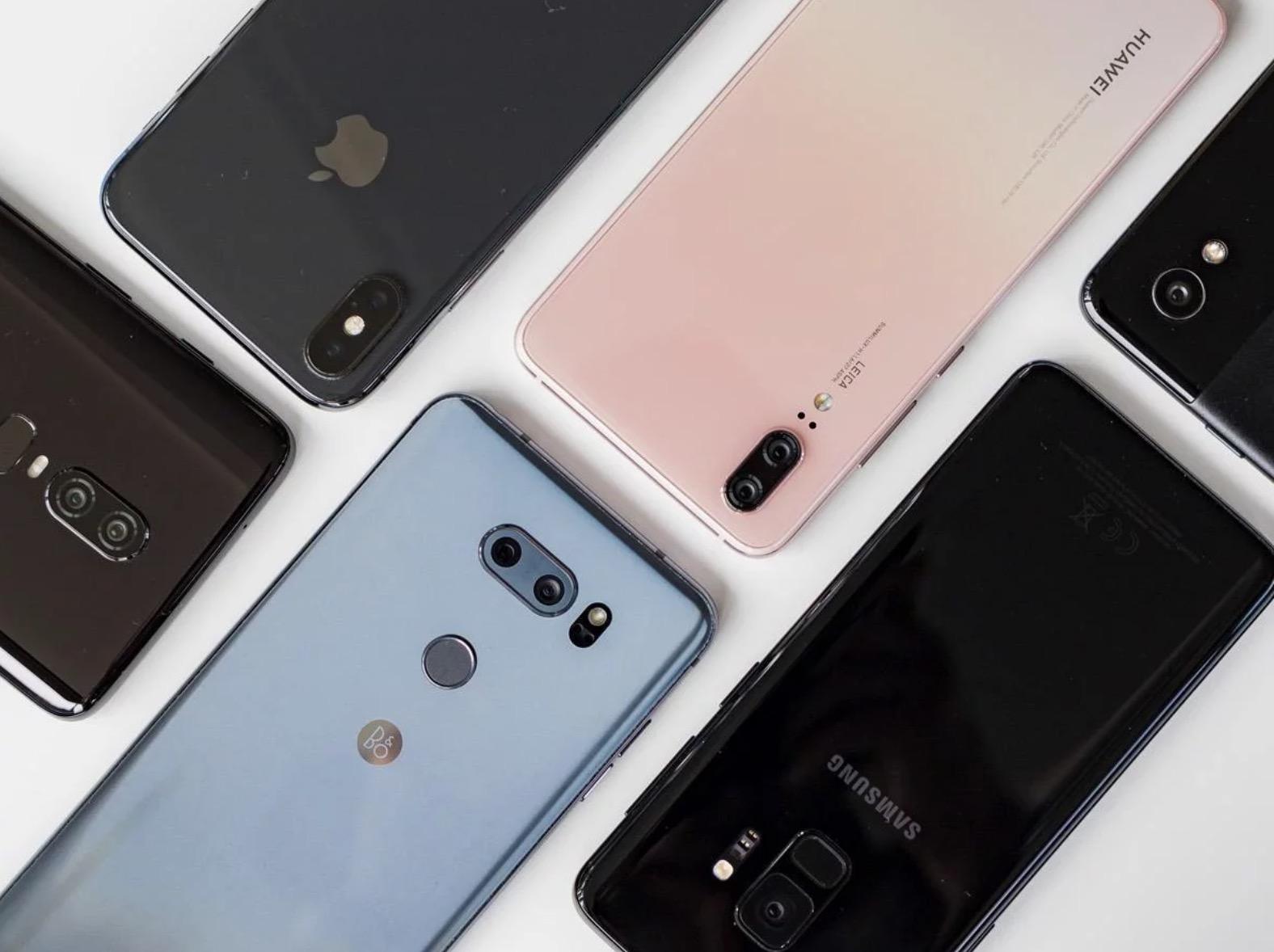 Classifica smartphone più venduti