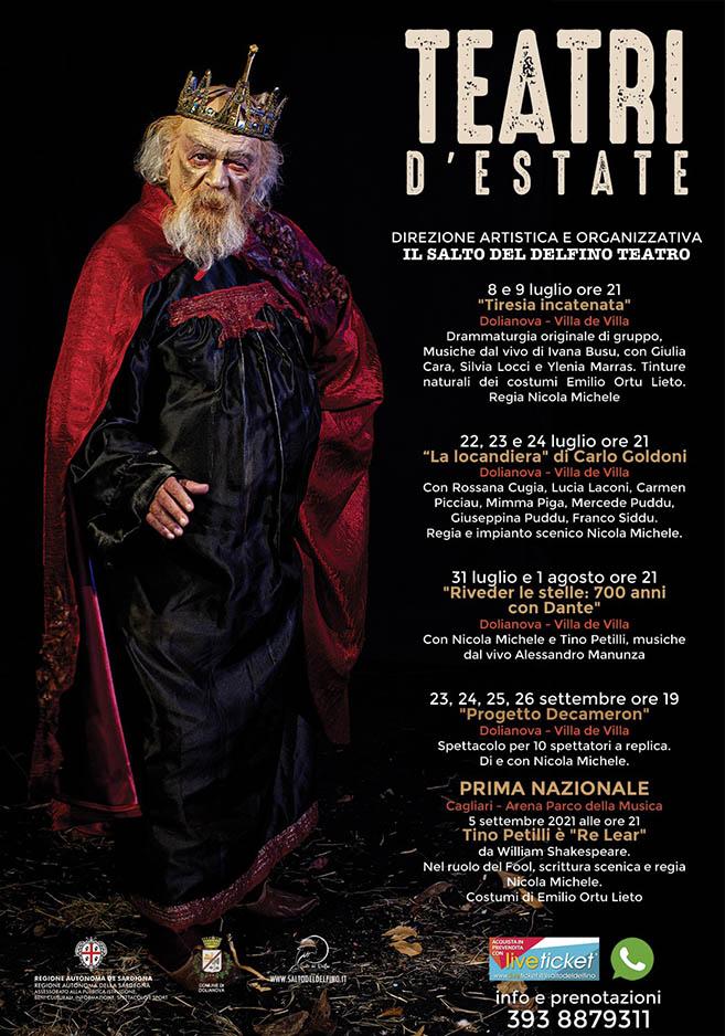 Locandina Teatri dEstate