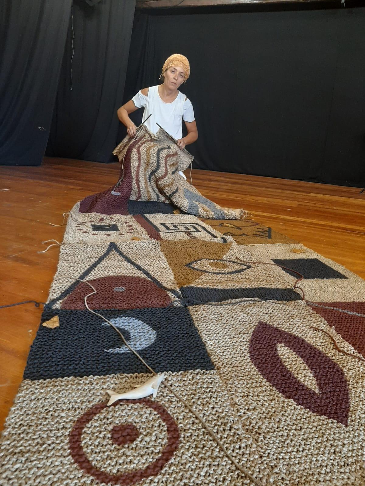 Rita Atzeri Antigone for Palestine