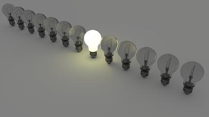 Nano-convertitori ottici luce