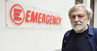 Gino Strada emergency