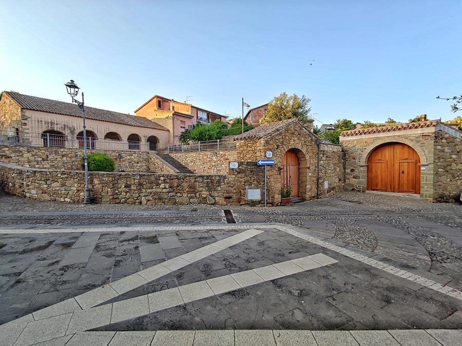 Curcuris Casa eredi Pilloni