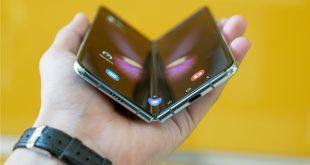 Galaxy Fold samsung tecnologia telefonia smartphone
