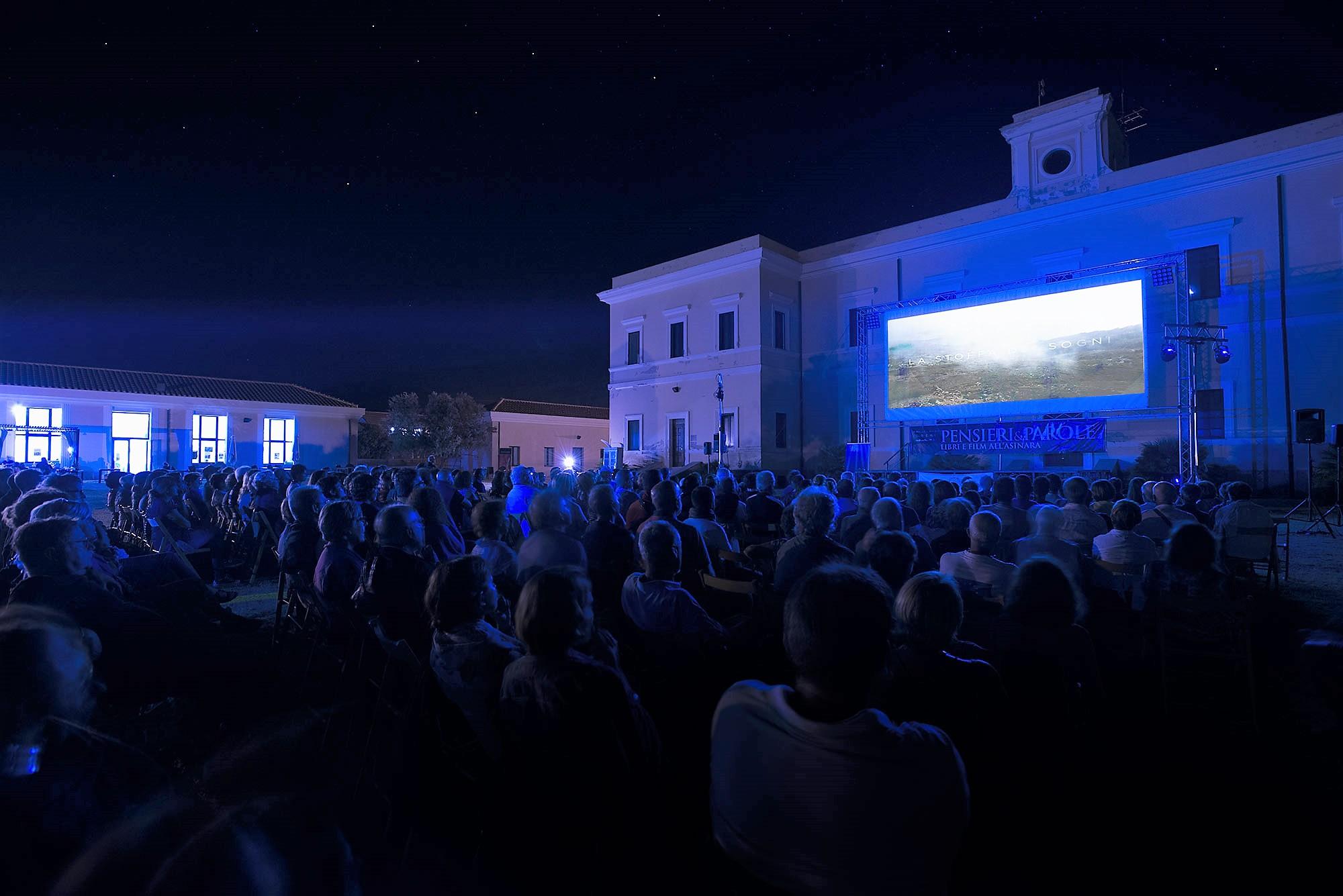 arena Cala Reale festival Pensieri e Parole allAsinara 1