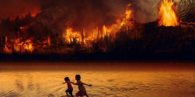 Incendi e mare