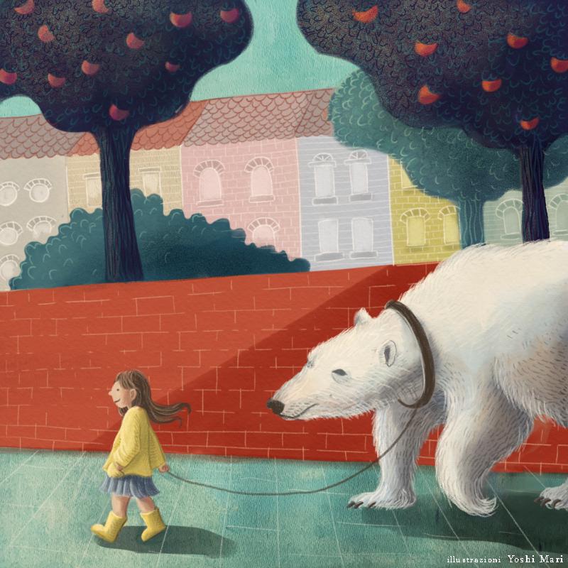 Animali introvabili Passeggiata con orso