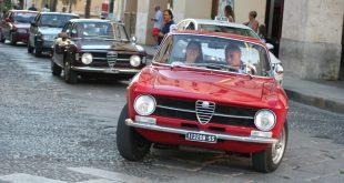 Scala di Giocca- Osilo, gara di moto e auto d'epoca