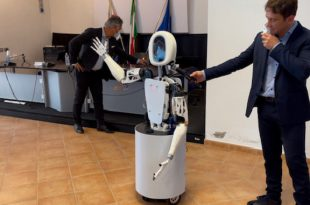 rossana, robot